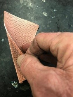 solar fabric substrate