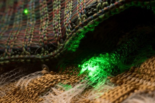 Introducing the latest in E-Textiles: Soft hardware