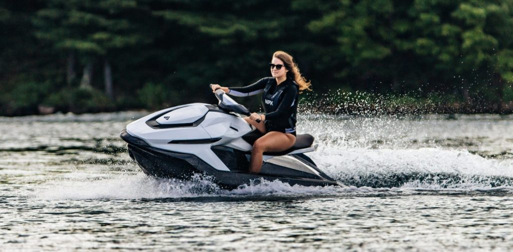 Orca electric watercraft