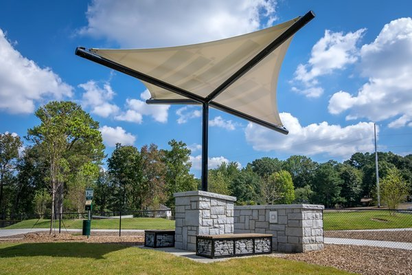 Solar Fabric Canopies: Solar Powered  Carports