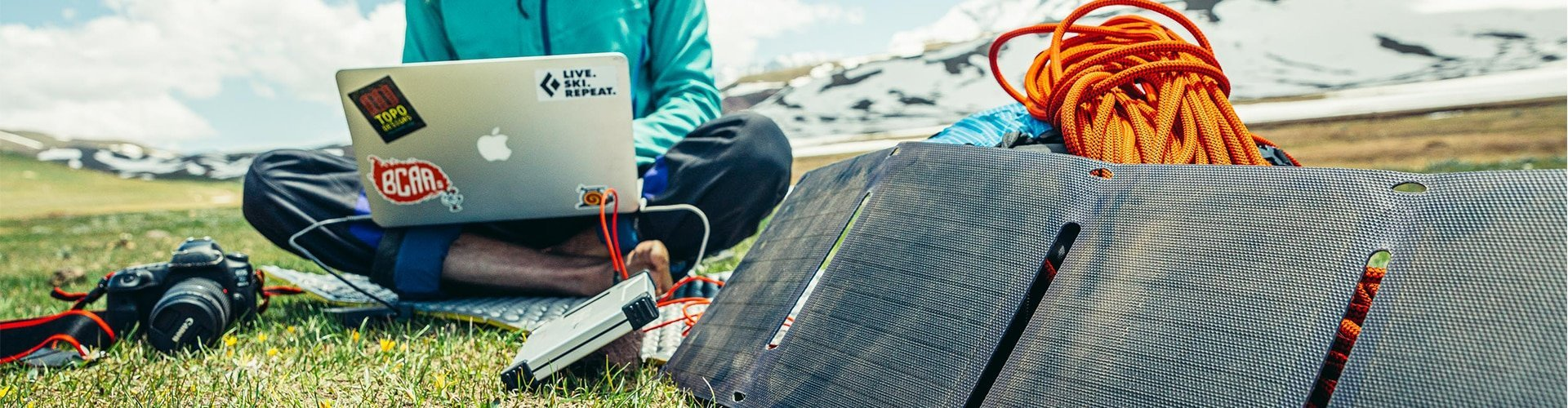 Voltaic Systems Solar Backpacks