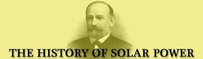 History of Solar Energy: Who Invented Solar Panels?