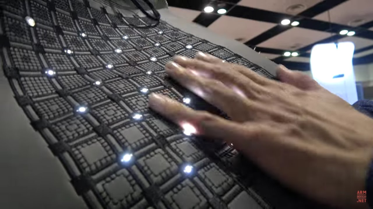 Solar Fabric Technology